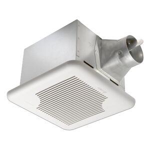 Delta Electronics SIG80D BreezSignature 80 CFM Exhaust Bath Fan, Dual Speed & Delay Timer