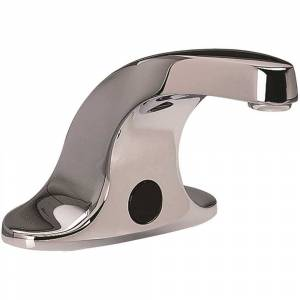 American Standard 605B205.002 4 in. 0.5GPM Centerset Proximity Bathroom Faucet Base Model, Polished Chrome