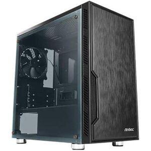 Antec VSK10 WINDOW USB x 2 Micro-ATX ITX Micro Tower Transparent Side Panel