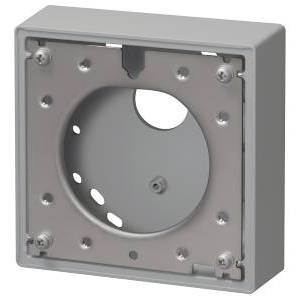 Panasonic WV-QJB500-G Gray Adapter Box for WV-QWL500 Wall Mount on the 3 Series & 4 Series Cameras
