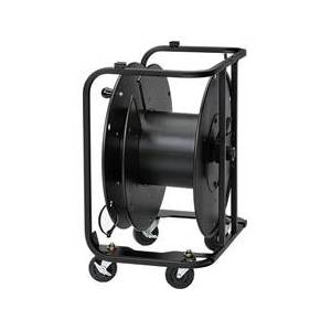 Hannay Reels HY-AVD-1-CAS Cable Reel with Casters
