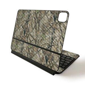 MightySkins CF-APIPSK1120-Htc Fall Carbon Fiber Skin for Apple Magic Keyboard & iPad Pro 11 in. 2020 - Htc Fall