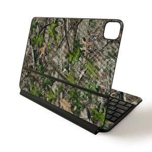 MightySkins CF-APIPSK1120-Htc Green Carbon Fiber Skin for Apple Magic Keyboard & iPad Pro 11 in. 2020 - Htc Green