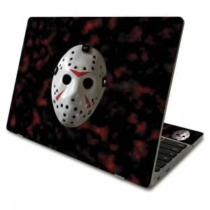 MightySkins SACHBO411-13th Nightmare Skin Compatible with Samsung Chromebook 4 2021 11.6 in. - 13th Nightmare