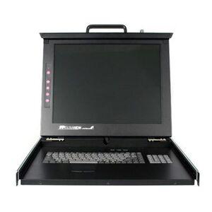 Startech RACKCONS1916 1U LCD Rack Console