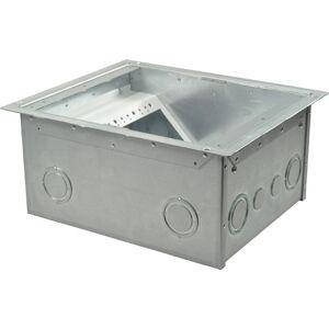 FSR FL-540P-6 Floor Box for Raised Access Computer & Stage Floors