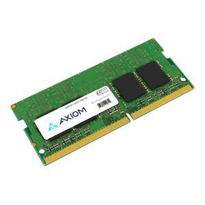 Axiom INT2400SZ16G-AX 16 GB DDR4-2400 Sodimm Internal Memory