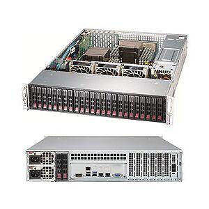 Supermicro SSG-2029P-ACR24L 2U Intel Xeon LGA3647 4TB DDR4 24x2.5Hot-Swap SAS3 & SATA3 Brown Box