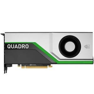 PNY Quadro VCQRTX8000-PB 48 GB GDDR6 RTX 8000 Graphic Card