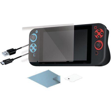 Dream Gear LLC DreamGear DG-DGSW-6501 Essentials Bundle for Nintendo Switch