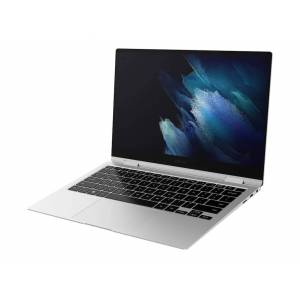 Samsung NP950XDB-KE3US 15.6 in. i7-1165G7 16GB 256GB Galaxy Pro Notebook, Mystic Silver