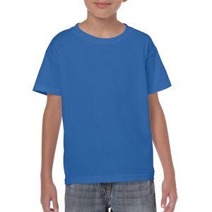 Gildan DDI 2338107 Heavy Cotton Youth T-shirt - Royal - XL Case of 12