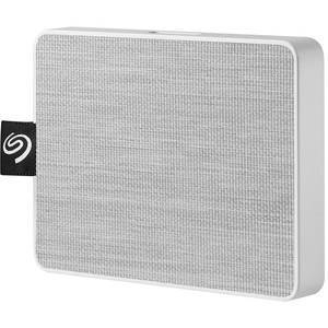 Seagate STJE500402 One Touch STJE500402 500 GB Portable Solid State Drive - 2.5 in. External - White