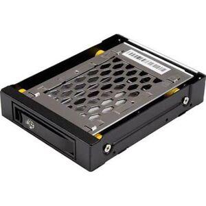Startech SATBP125VP 2.5 SATA Drive Hot Swap Bay for 3.5 Front Bay - Anti-Vibration Storage Bay Adapter