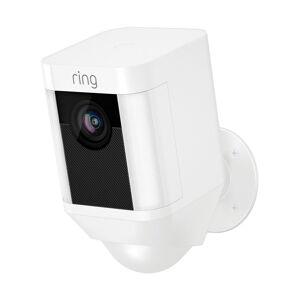 RING 5001327 Wi-Fi Security Camera - White