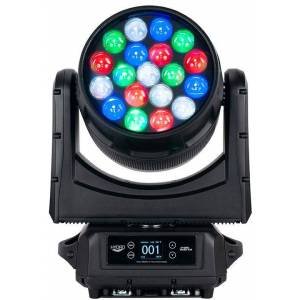 ADJ AMDJ-HYD190 760 watts LED IP65 Outdoor Rated Moving Camera Head for Indoor & Outdoor Use