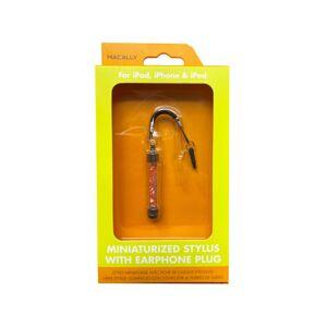 Kole Imports DD541-60 Macally Pink Miniaturized Stylus with Plug - Case of 60