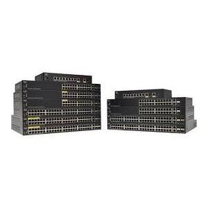 Cisco Systems SF352-08-K9-NA 8 Port SF352 10-100 PoE Managed Switch