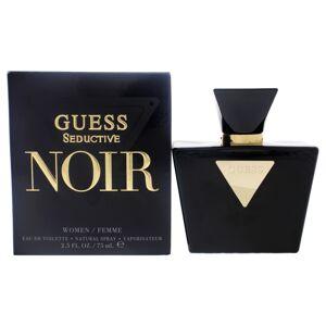 Guess I0097526 2.5 oz Seductive Noir Perfume EDT Spay for Women