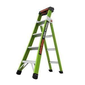 Wing Enterprises 1001065 5-8FG Little Giant King Kombo Ladder
