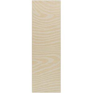 Surya M5464-23 2 x 3 ft. Mystique Area Rug, Cream