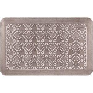 Feherguard Products, LTD. Smart Step Select HC3FV4WBRN Moroccan Premium Comfort Mat, 32 x 20 in. - Latte