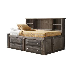 Cioaster Co of America Coaster Furniture 400840TB3 Wrangle Hill Bedroom Storage Daybed - Box 3 of 3 - Twin Size