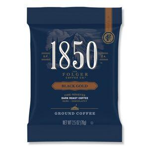 The J.M. Smucker FOL21512 2.5 oz 1850 Dark Black Gold Coffee Bright