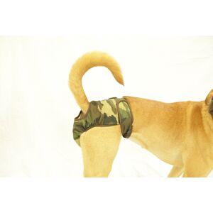 Seasonals 41112CMF Washable Female Dog Diaper, Camo - Medium