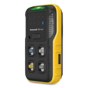 Honeywell 126-ICON-Y-H O2, CH4 - H2S & CO BW Icon Portable Multi-Gas Monitor, Yellow