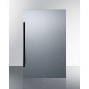 Summit Appliance SPR196OS Shallow Depth Outdoor Built-In All-Refrigerator