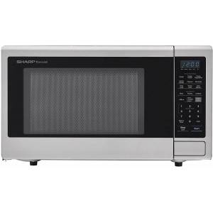 Sharp ZSMC2242DS 2.2 cu. ft. Countertop Microwave Oven - Stainless Steel