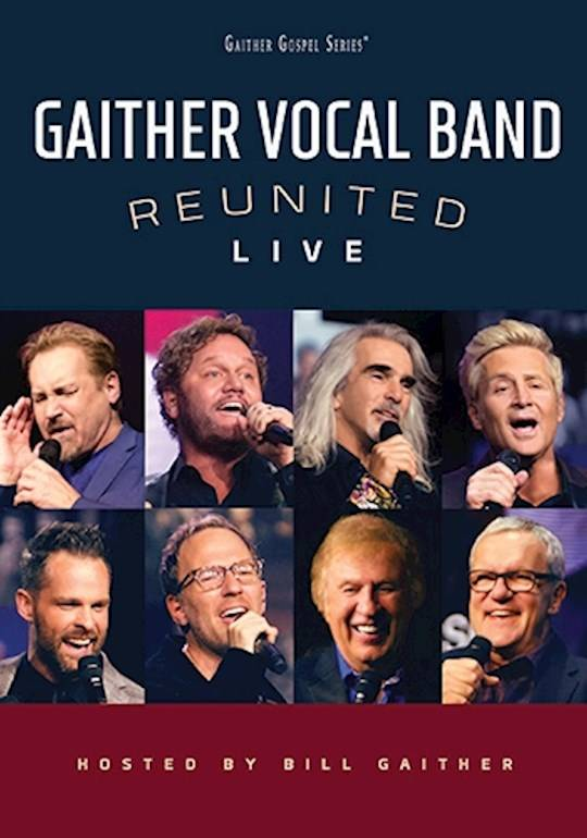 Gaither Music Group 24581X Reunited Live DVD