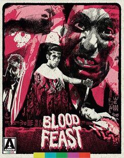 Music Video Distribution MVD BRAV107 Blood Feast Blu-Ray