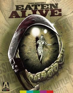 Music Video Distribution MVD BRAV015 Eaten Alive Blu-Ray & DVD & 2 Disc