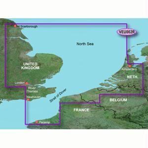 Garmin VEU002R - Dover to Amsterdam and England Southeast - SD Card