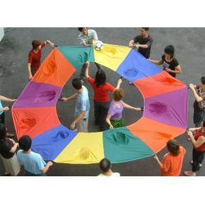 Everrich Industries Inc Everrich EVC-0245 12 ft. Hollowchute - Multi Color