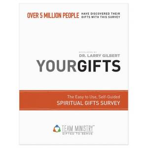 Candy Churchgrowth 192764 Your Gifts-Spiritual Gifts Survey - Pack of 50