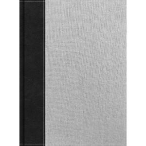 Holman Bible Publishers 100056 CSB Study Bible - Cloth Over Board, Gray & Black