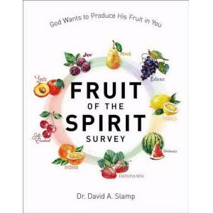Candy Churchgrowth 192765 Fruit of The Spirit Survey, Pack of 50