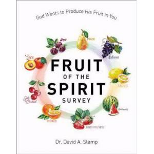 Candy Churchgrowth 192745 Fruit of the Spirit Survey - Pack of 10