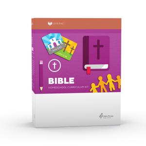 Alpha BIB0215 Lifepac Bible 2nd Grade Complete Set