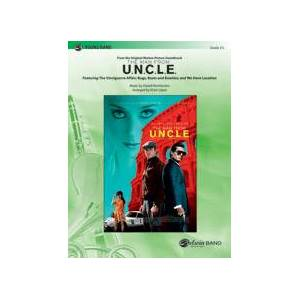 Alfred 00-44921 The Man From U.N.C.L.E. From the Original Motion Picture Soundtrack