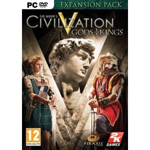2K Sid Meiers Civilization V Gods Kings