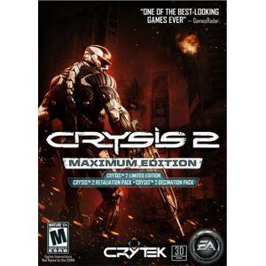 EA Crysis 2 Maximum Edition