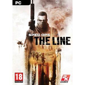 2K Spec Ops The Line