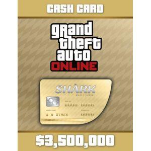 Rockstar Games Grand Theft Auto Online Whale Shark Cash Card