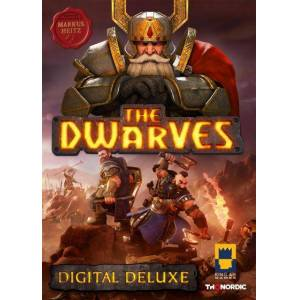 THQ Nordic GmbH The Dwarves Deluxe Edition