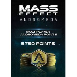 EA Mass Effect Andromeda 5750 Points Pack