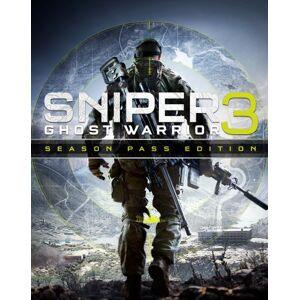 CI Games S.A. Sniper Ghost Warrior 3 Season Pass Edition